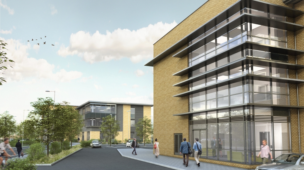 Harlequin Office Park Bristol gallery image