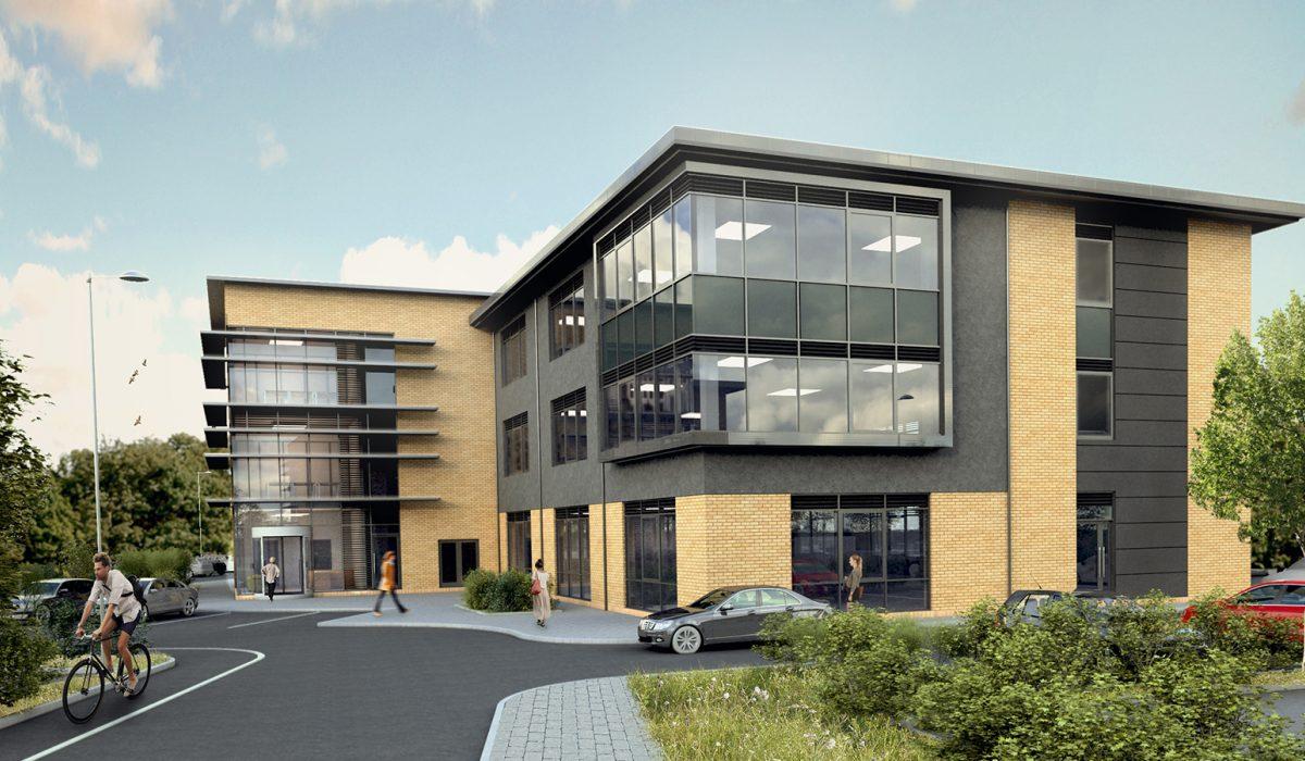 Harlequin Office Park Bristol