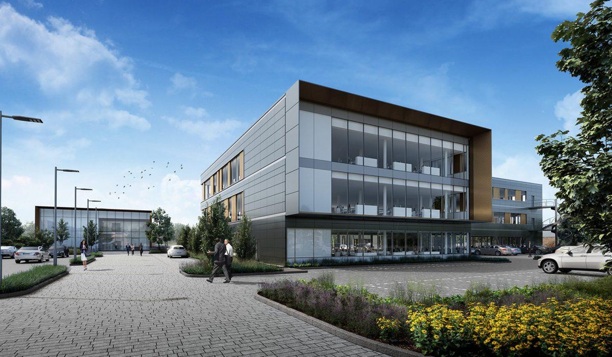 Weybridge Business Park